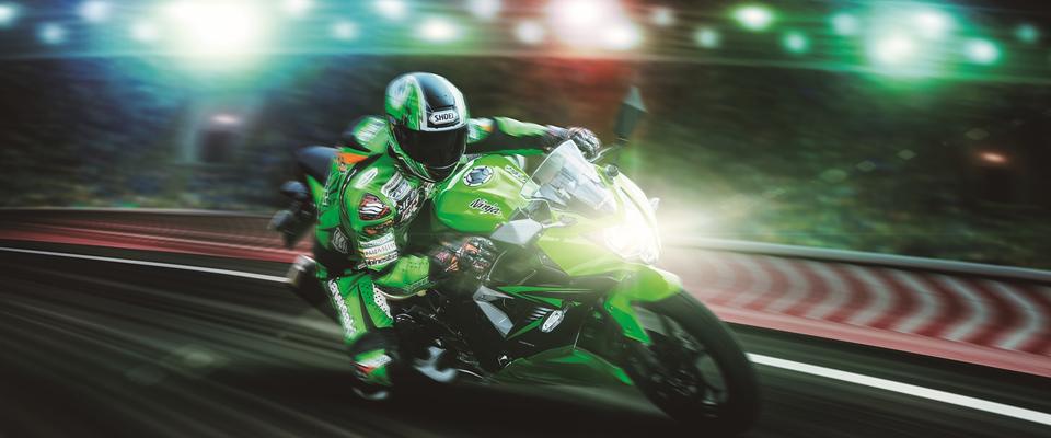 Kawasakiのバイク