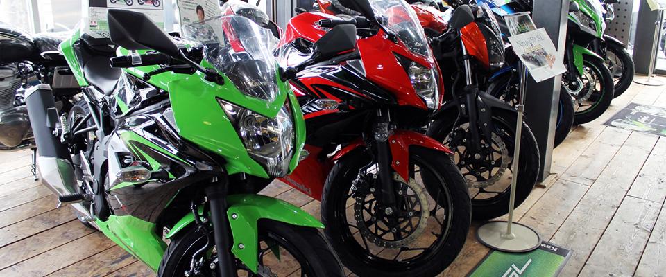 箕面 千里でバイクのメンテナンスから車種選びまで充実のSportsinn(スポーツイン)